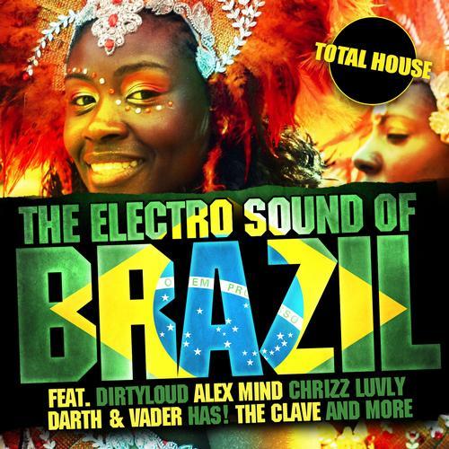 Album Art - The Electro Sound Of Brazil