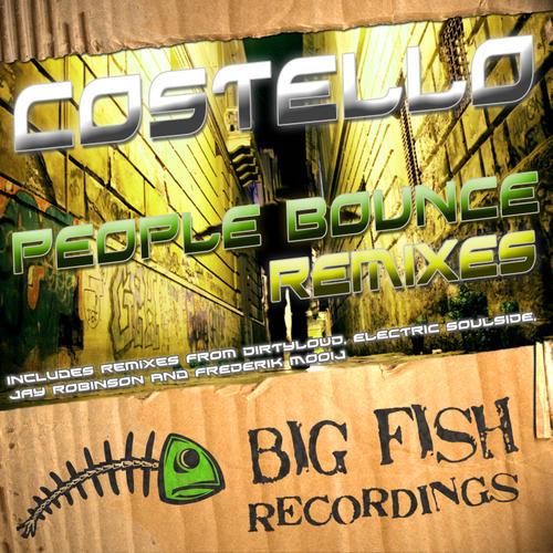 People Bounce Remixes Album