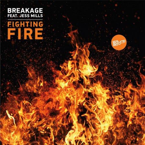 Album Art - Fighting Fire
