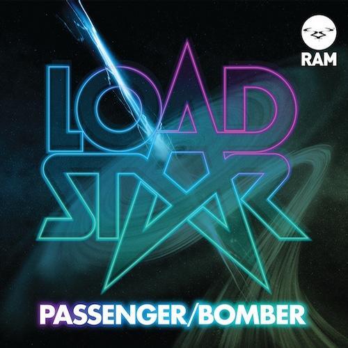 Album Art - Passenger / Bomber