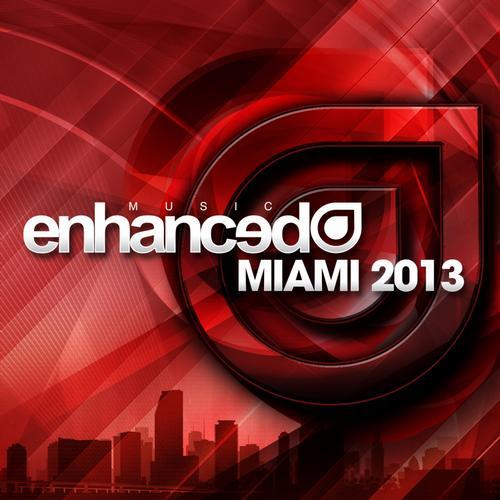 Album Art - Enhanced Music: Miami 2013