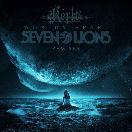 Worlds Apart - Remixes Album Art
