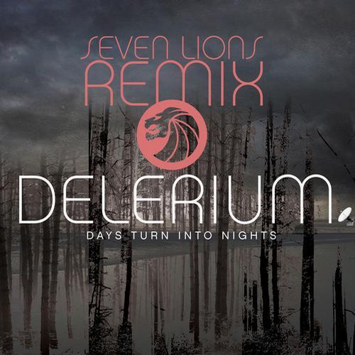 Days Turn Into Nights (Seven Lions Remix) Album Art