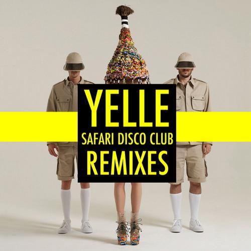 Album Art - Safari Disco Club - Remixes
