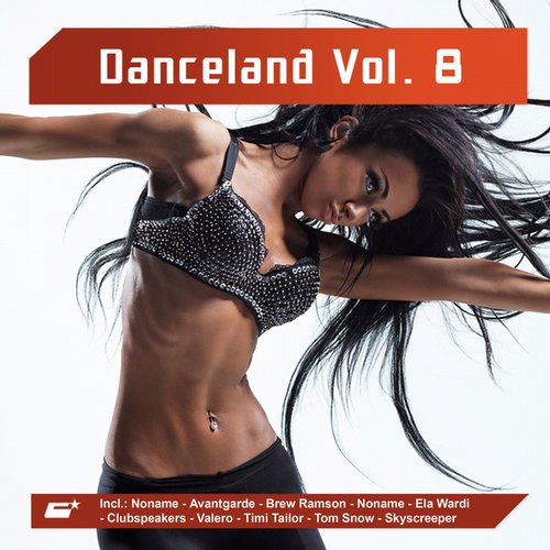 Album Art - Danceland, Vol. 8