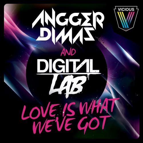 Album Art - Love Is What We've Got