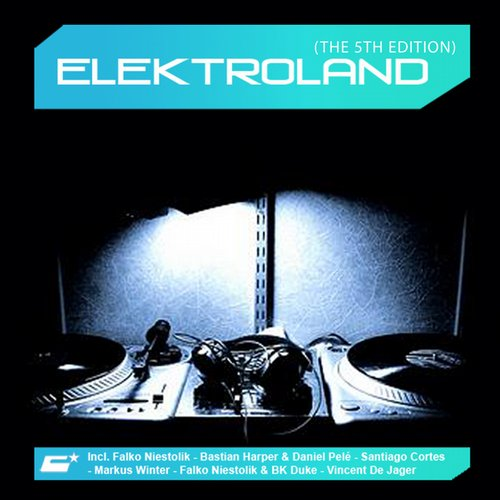 Album Art - Elektroland (The 5th Edition)