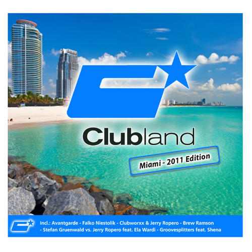 Album Art - Clubland Miami: 2011 Edition