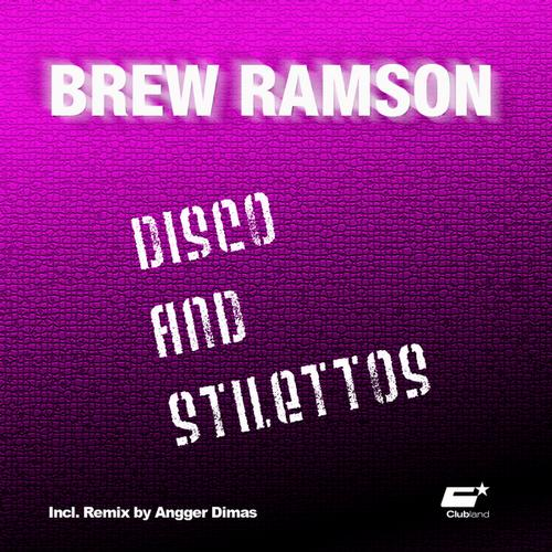 Album Art - Disco and Stilettos (Incl. Angger Dimas Remix)