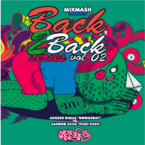 Album Art - Back2Back Series Volume 2