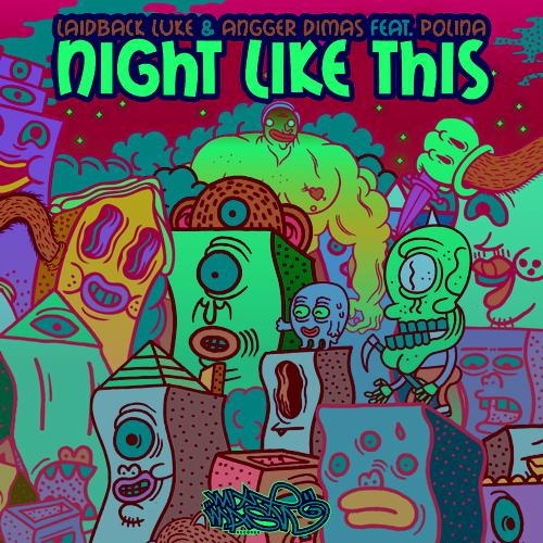 Album Art - Night Like This (feat. Polina)