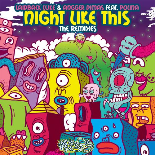 Album Art - Night Like This (The Remixes) (Feat. Polina)