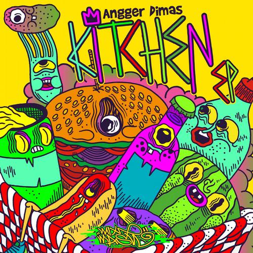 Album Art - Kitchen EP