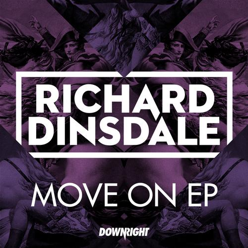 Album Art - Richard Dinsdale - Move On EP