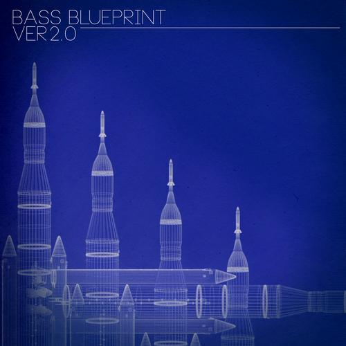 Album Art - Bass Blueprint Ver 2.0