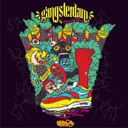 Album Art - Gangsterdam