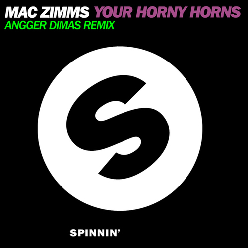 Album Art - Your Horny Horns (Angger Dimas Remix)