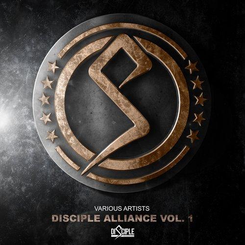 Disciple Alliance, Vol. 1 Album Art