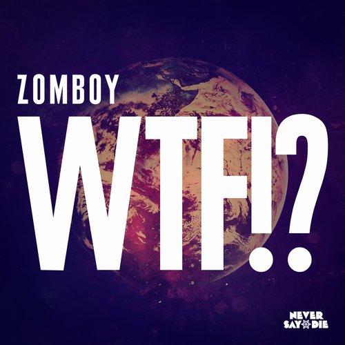 Album Art - WTF!?