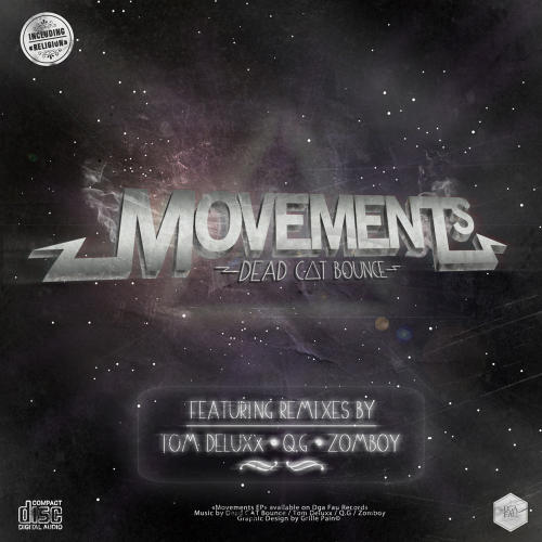 Album Art - Movements EP