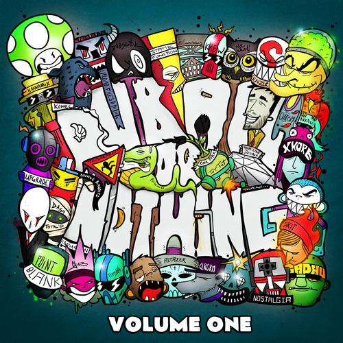 Album Art - Dub-All Or Nothing Volume 1