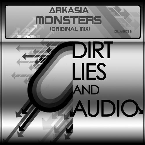 Monsters Album Art