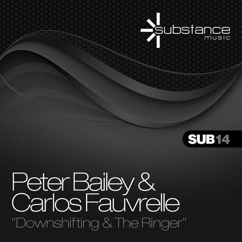 Peter Bailey & Carlos Fauvrelle - Downshifting, The Ringer Album