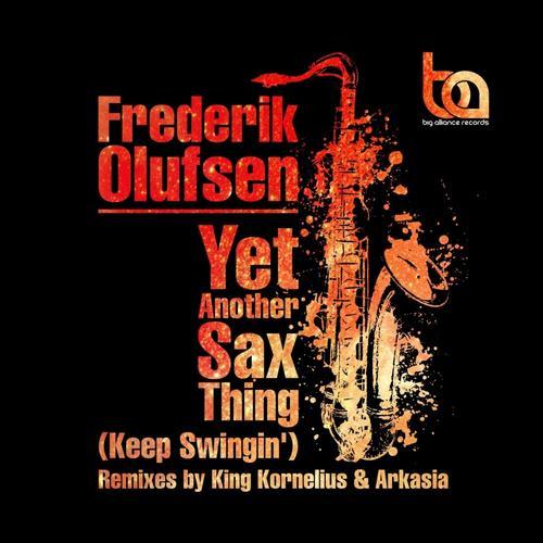 Album Art - Yet Another Sax Thing (Keep Swingin')