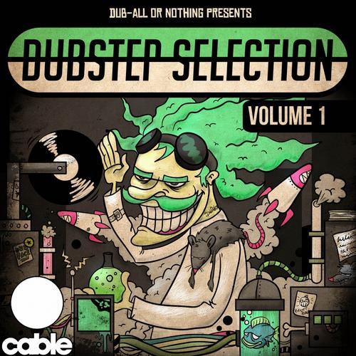 Album Art - Dubstep Selection: Volume 1