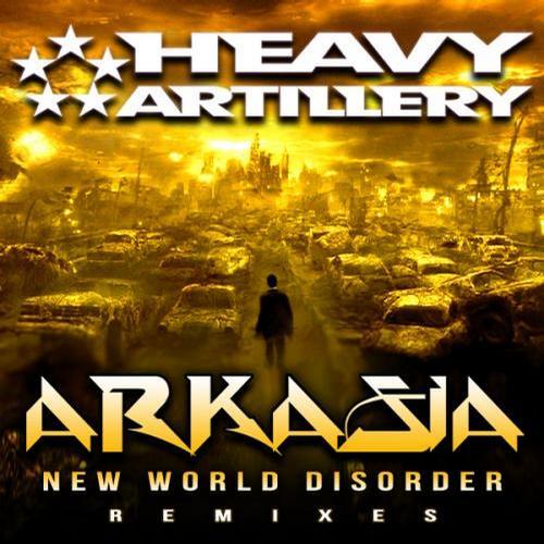 Album Art - New World Disorder Remixes