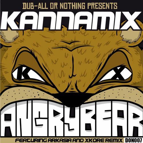 Album Art - Angry Bear EP