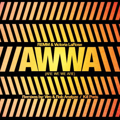 Album Art - AWWA (Are We We Are)