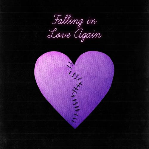 Album Art - Falling in Love Again (feat. Marty Rod & Alma)
