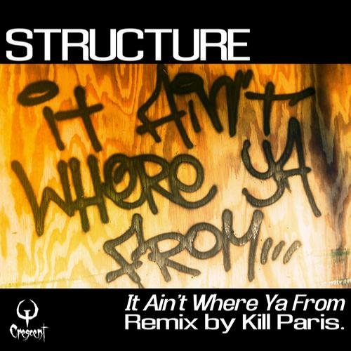 Album Art - It Ain't Where Ya From