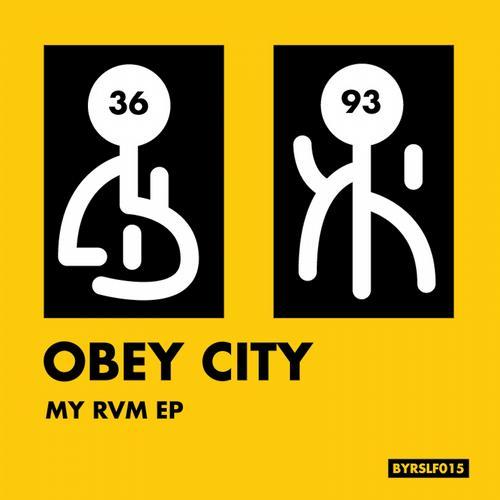 Album Art - My RVM EP