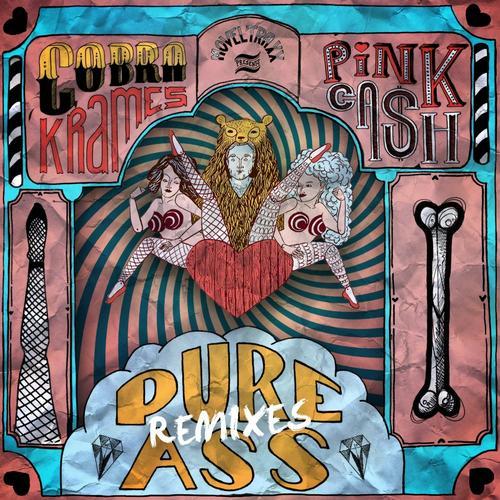 Album Art - Pure Ass Remixes