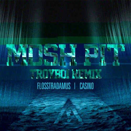 Album Art - Mosh Pit - TroyBoi Remix