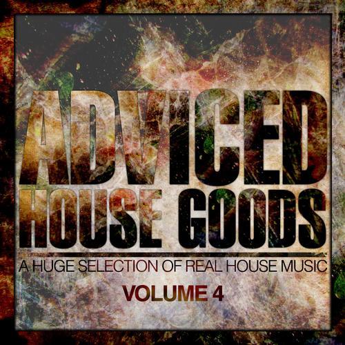 Album Art - Adviced House Goods - Volume 4