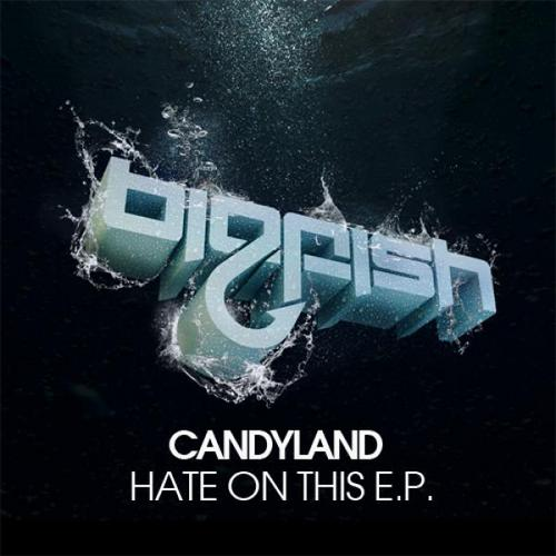 Album Art - Hate On This EP