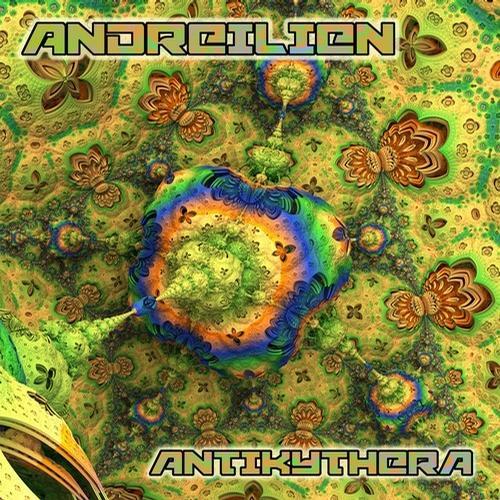 Album Art - Antikythera