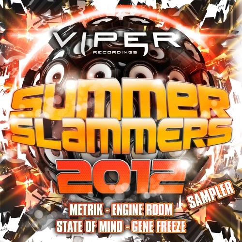 Album Art - Summer Slammers 2012 Sampler