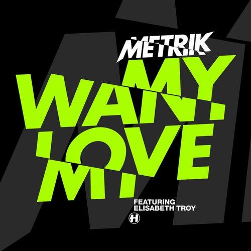 Album Art - Want My Love (feat. Elisabeth Troy)