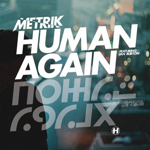 Human Again Album Art