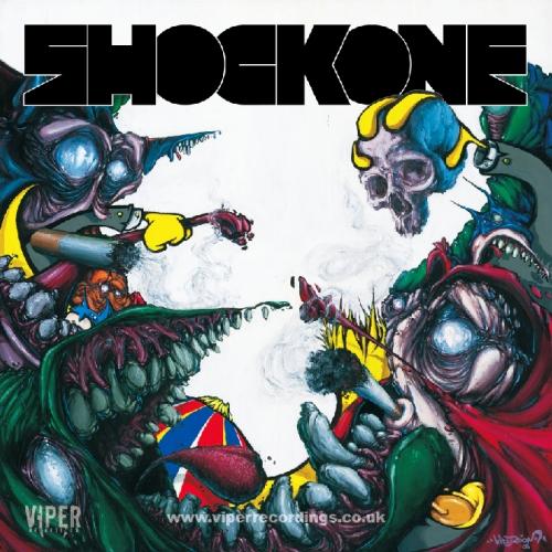 Album Art - Shock One EP