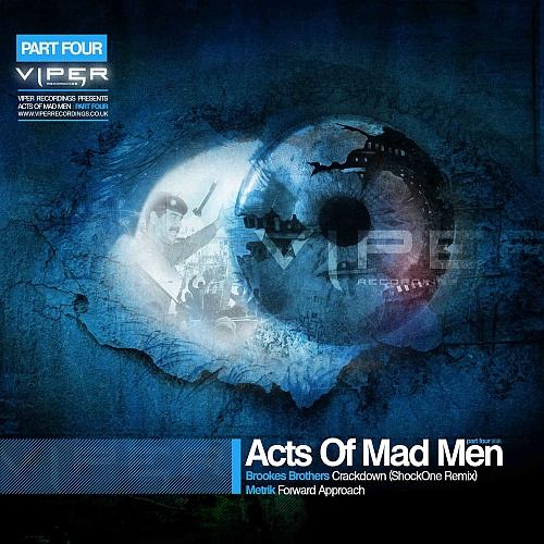 Album Art - Crackdown (Shockone Remix) / Forward Approach