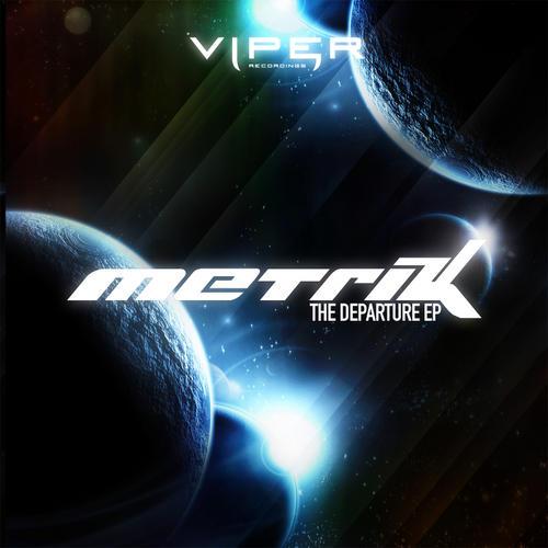 Album Art - Metrik The Departure EP