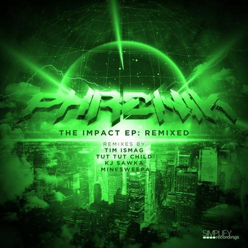 Album Art - The Impact EP: Remixed