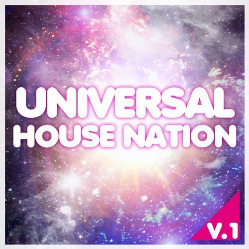 Album Art - Universal House Nation V.1