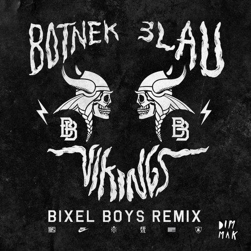 Album Art - Vikings (Bixel Boys Remix)