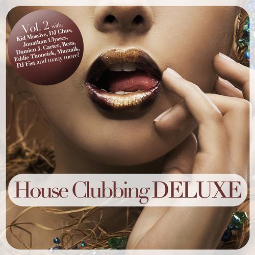 Album Art - House Clubbing DELUXE - Vol. 2